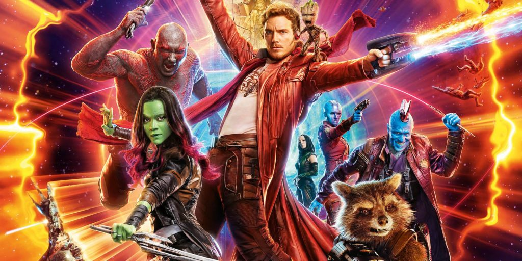 Guardians of galaxy volume 3