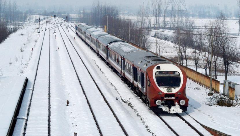 Train in kashmir, cravemonger