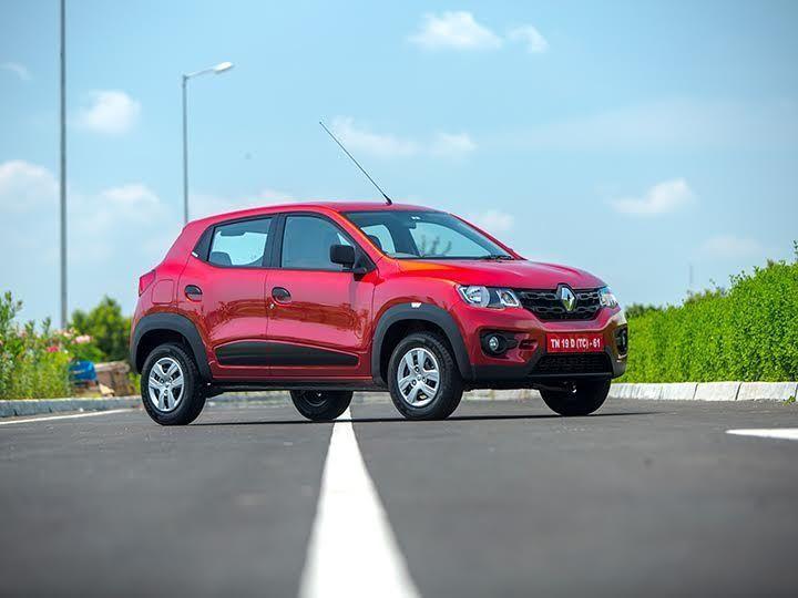 Renault Kwid, Crave Monger