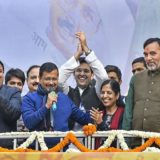 Delhi Election – AAP Bags A Great Victory, Everything So Far