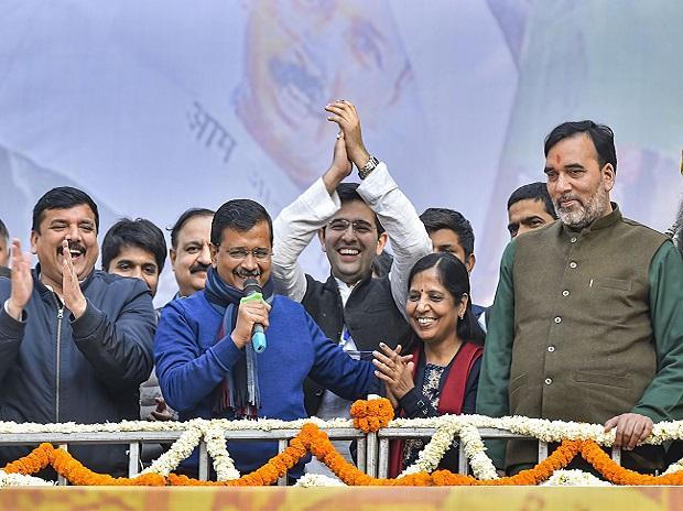 Delhi Election 2020, Crave Monger