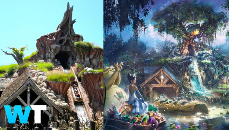 Disney's Splash Mountain, Crave Monger