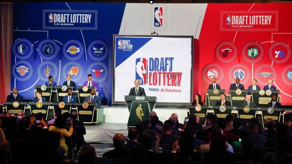 2020 NBA Draft Lottery