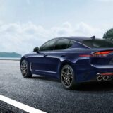 Kia Stinger looks stunning in fastback design upgrade