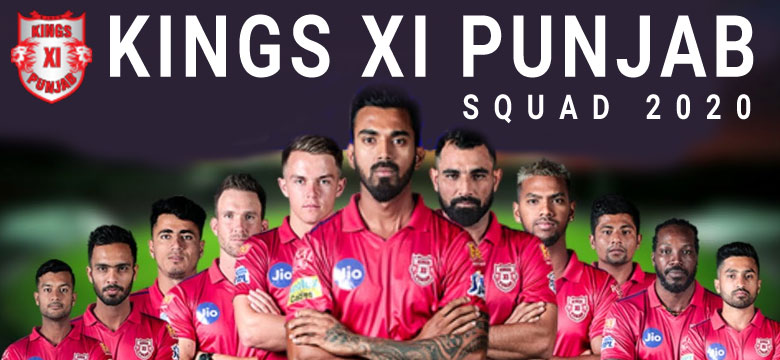 Full Squad of IPL 2020