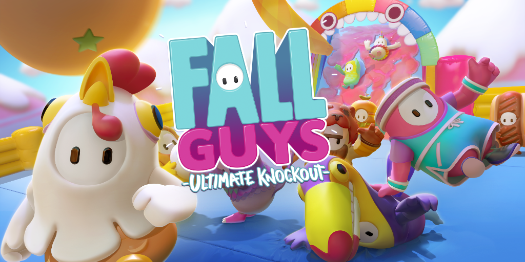 Games Like Fall Guys