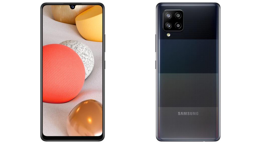 Galaxy A42 Cheapest 5G Phone