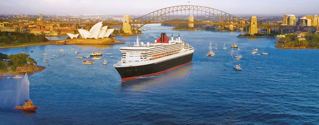 Cunard, Cravemonger