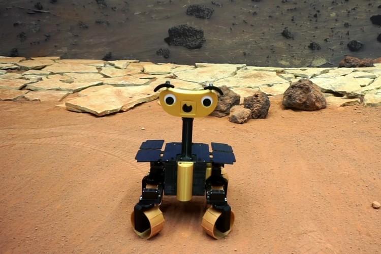 DIY Mars Rover, Cravemonger