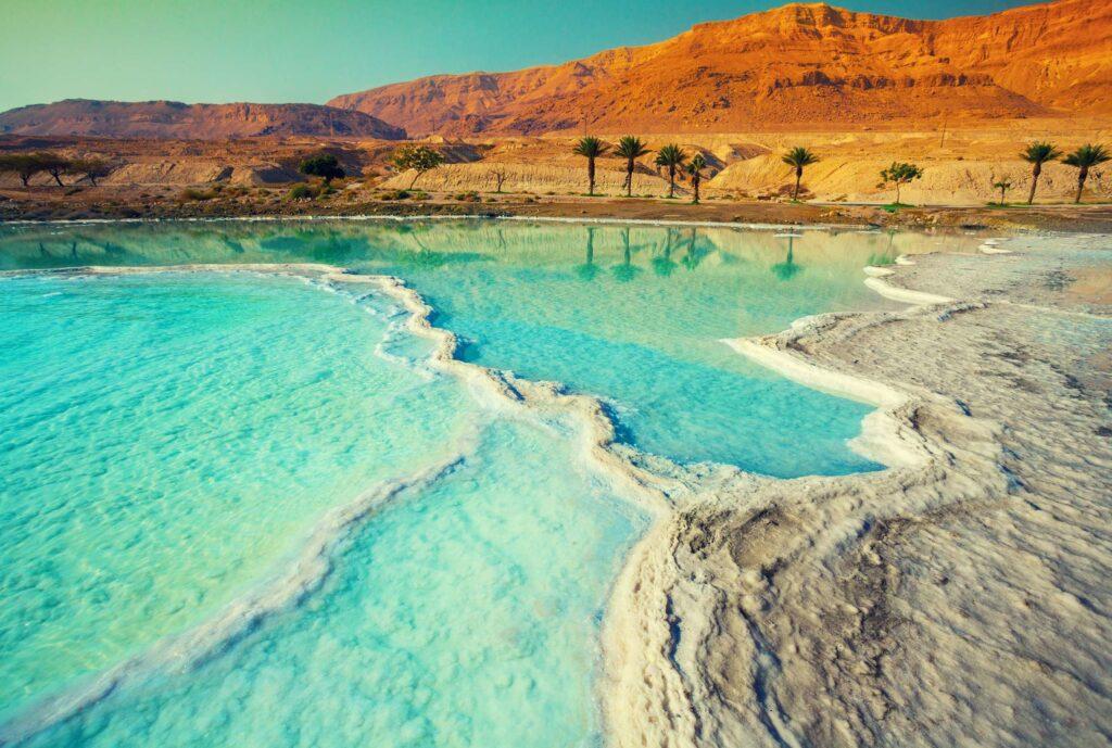 Offbeat Romantic Destinations, Dead Sea, Crave Monger