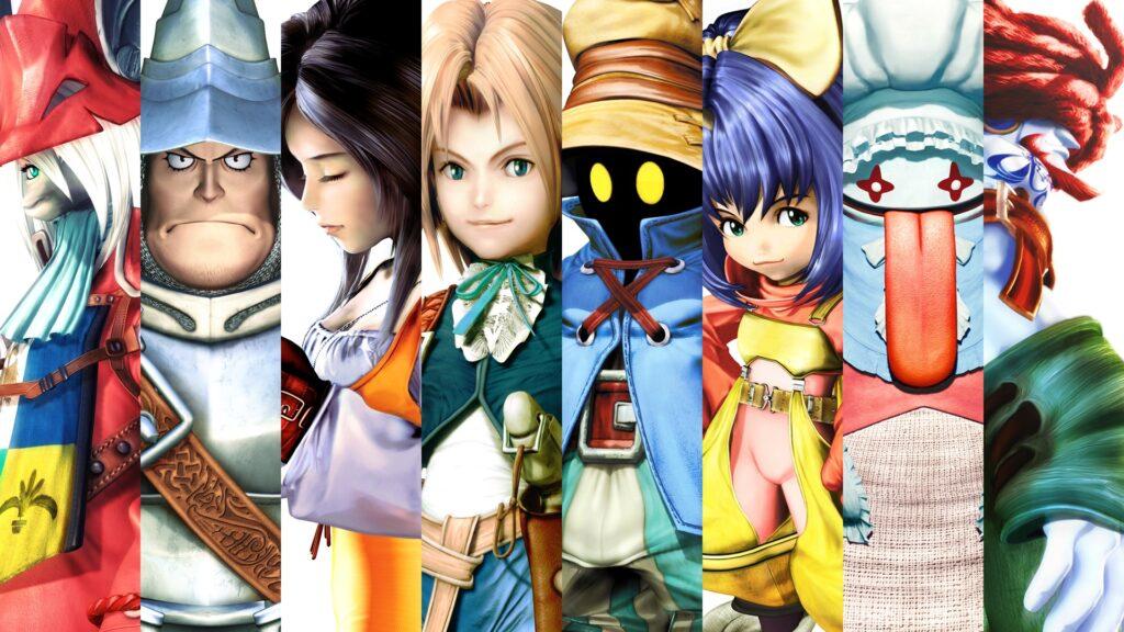 Final Fantasy, Crave  Monger