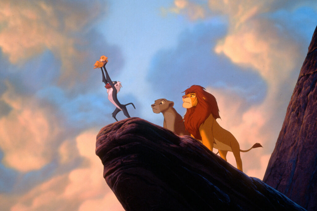 The Lion King, Crave Monger