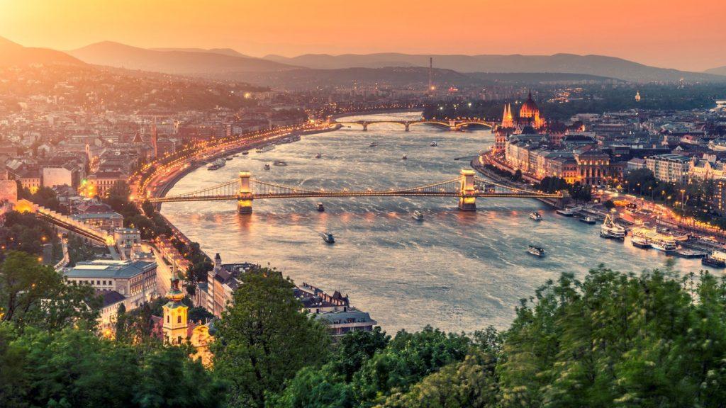 Budapest, Romantic Cities, Crave Monger