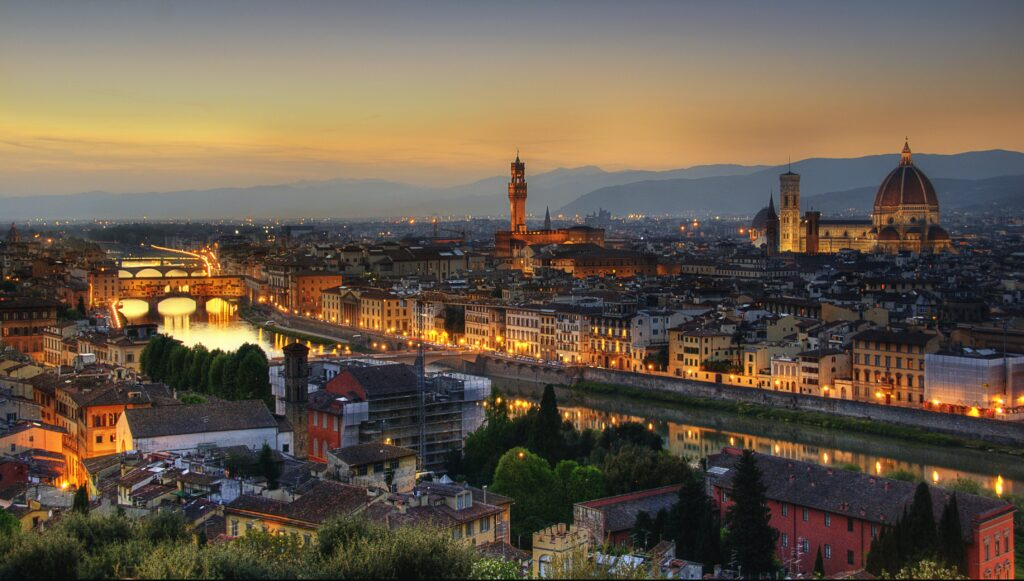 Florence, Romantic Cities, Crave Monger