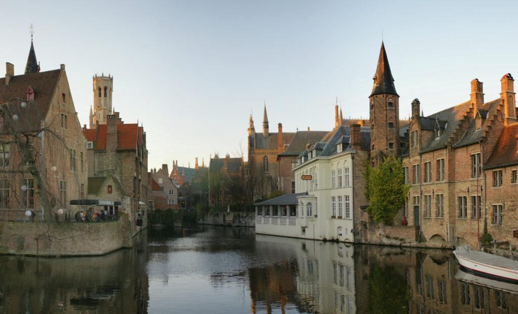 Bruges, Romantic Cities, Crave Monger
