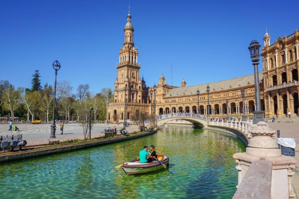 Seville, Romantic Cities, Crave Monger