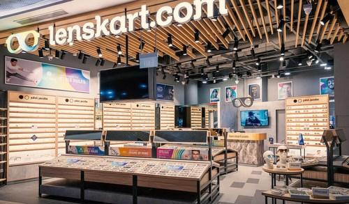 Lenskart Singapore Store, Crave Monger